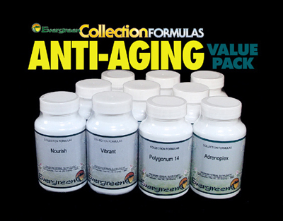Anti-Aging Value Pack-Capsule (10% off)