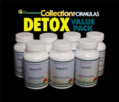 Detox Value Pack-Capsule (10% off)