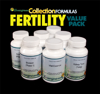 Fertility Value Pack-Capsule (10% off)