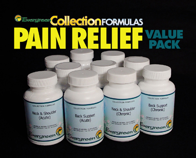 Pain Relief Value Pack-Capsule (10% off)