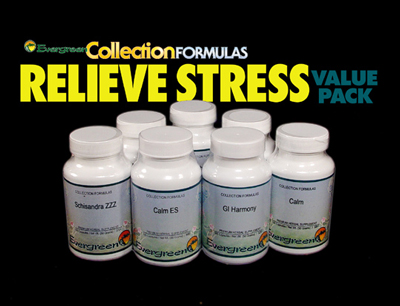Stress Relief Value Pack-Capsule (10% off)