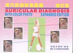 Auricular Diagnosis with Color Photos
