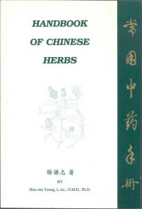 Handbook of Chinese Herbs