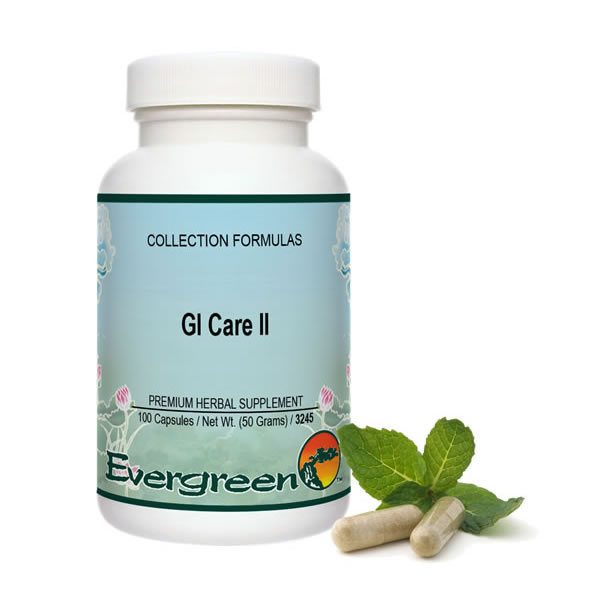 GI Care II - Capsules (100 count)