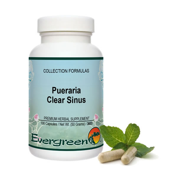 Pueraria Clear Sinus - Capsules (100 count)