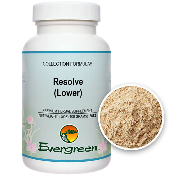 Resolve (Lower) - Granules (100g)